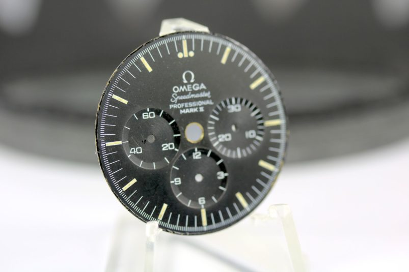 Omega Speedmaster Prof MKII dial