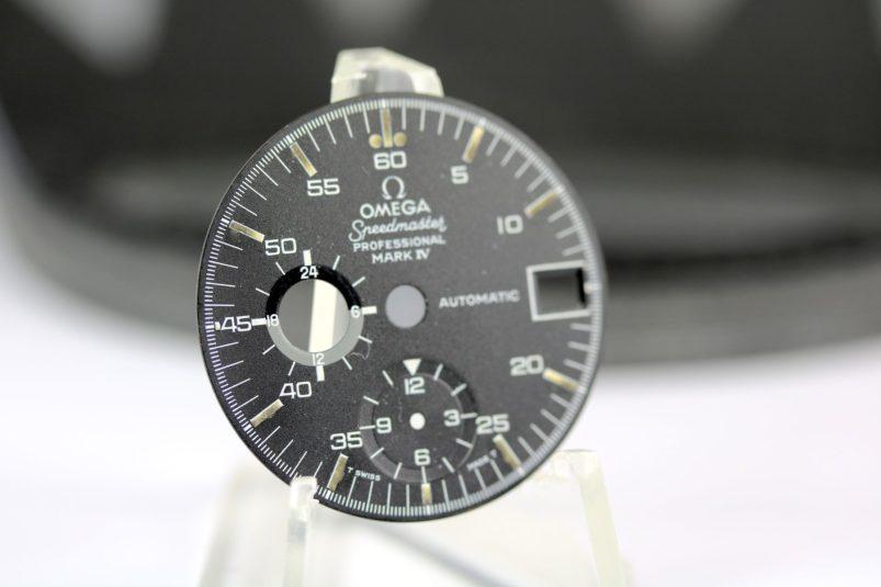 Omega Speedmaster Prof MKIV dial
