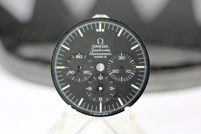 Omega Speedmaster Dial