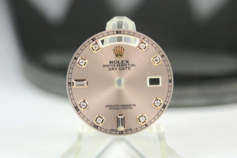 Rolex diamond dial