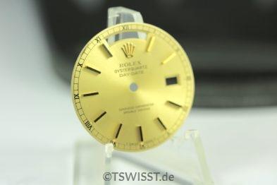 Rolex 19018 dial