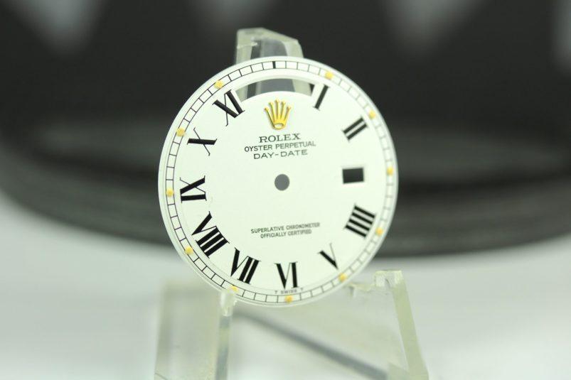 Rolex 1803 buckley dial
