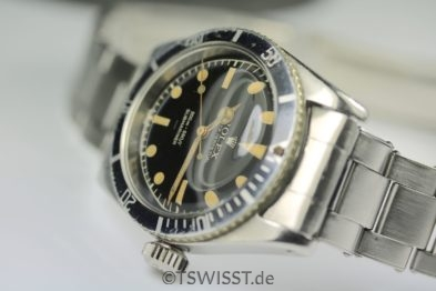 Rolex 5510 Big Crown gilt