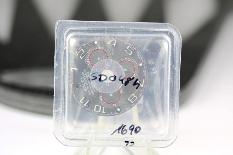 Rolex slate arab dial