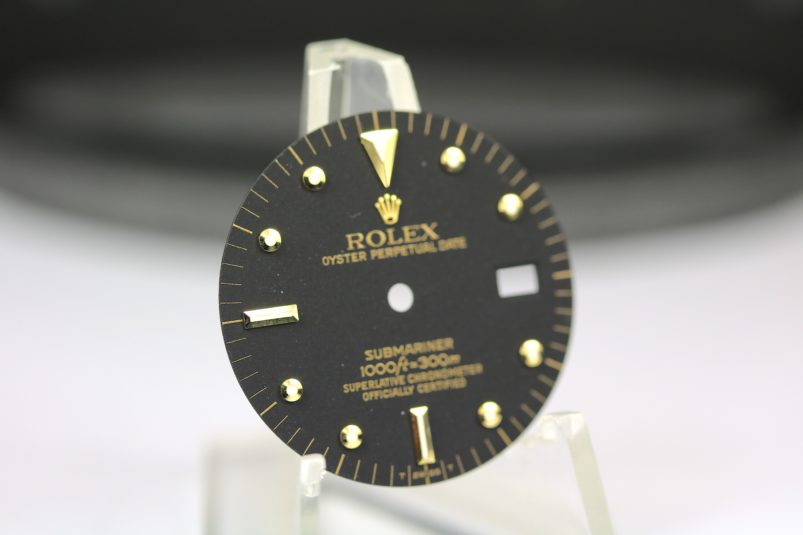 Rolex Submariner 16808 dial