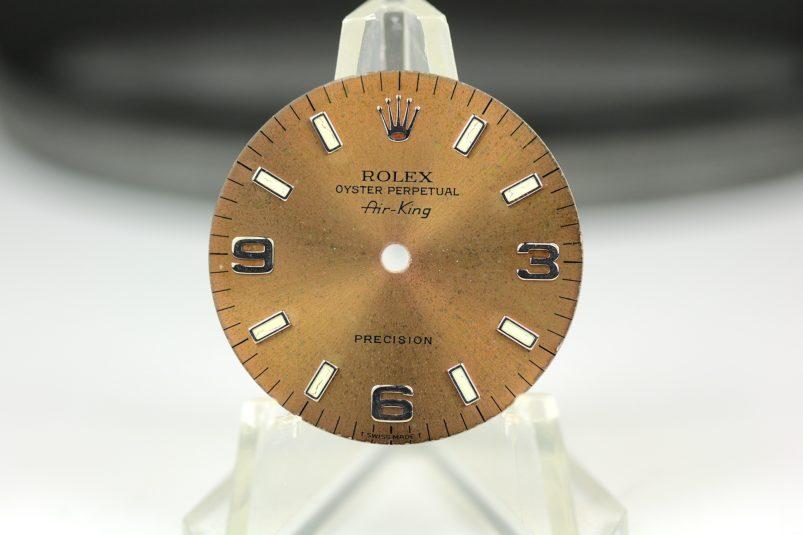 Rolex Airking dial