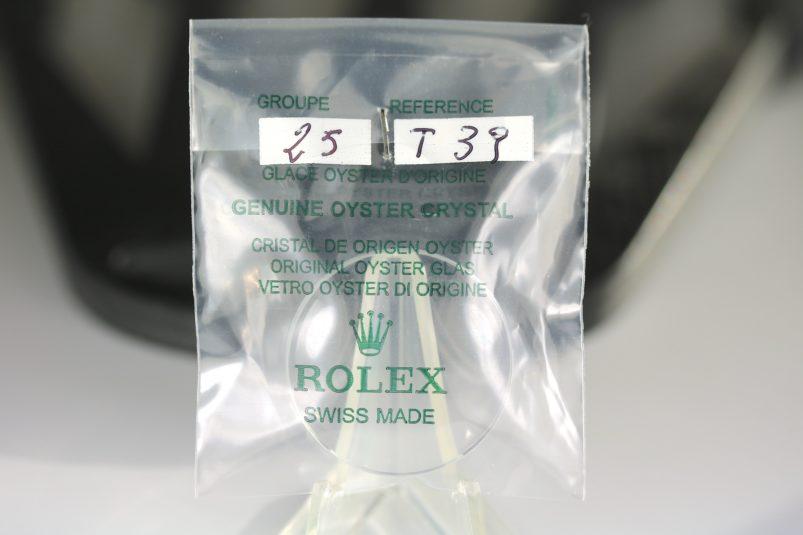 Rolex T39 plexi