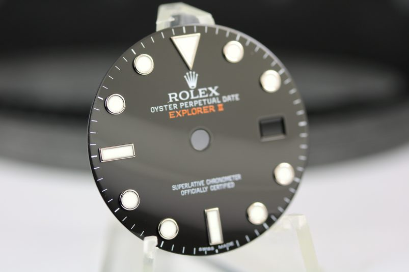 Rolex 216570 dial & hands