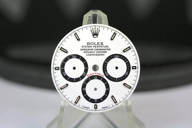 Rolex 16520 inverted 6 dial