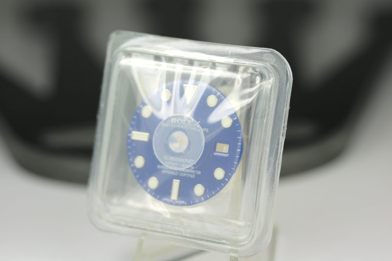 Rolex 116619LB dial