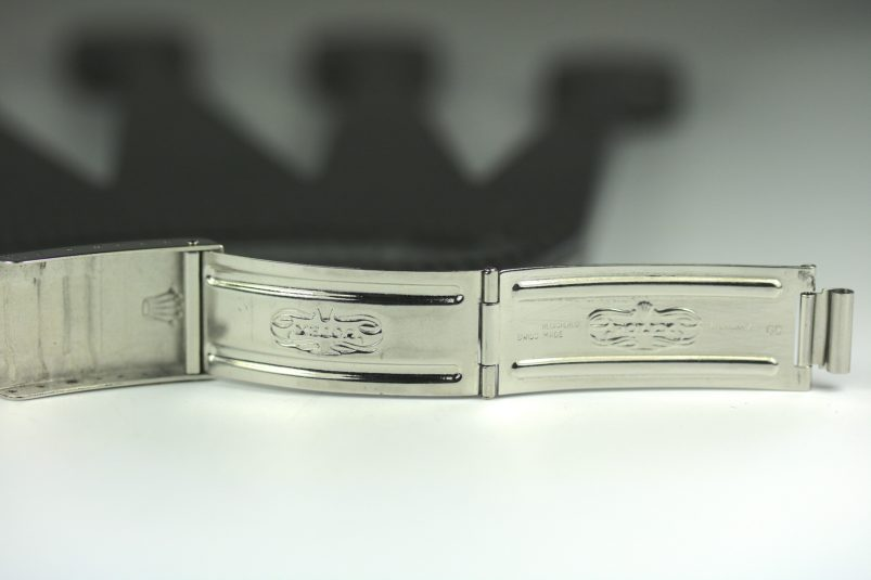 Rolex clasp