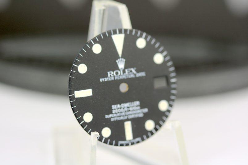 Rolex 1665 dial