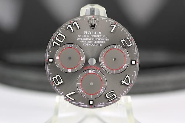 Daytona mit Rolex-Werk - Daytona with Rolex/inhouse movement