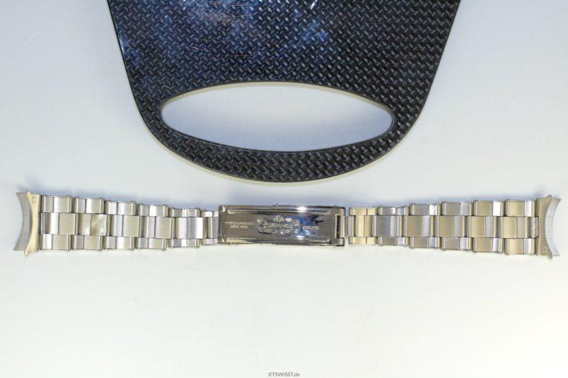 Rolex riveted bracelet