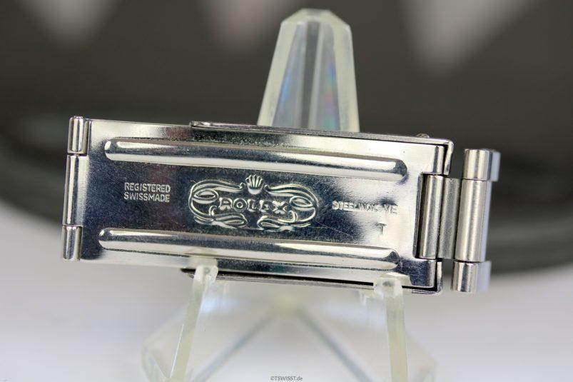 Tudor Rolex clasp