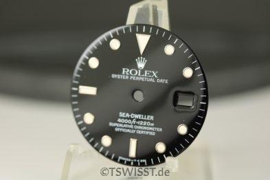 Rolex 16660 dial