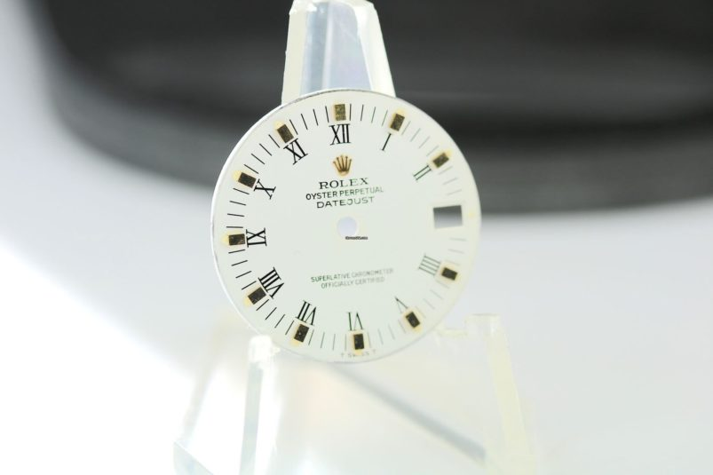 Rolex 31 mm datejust dial