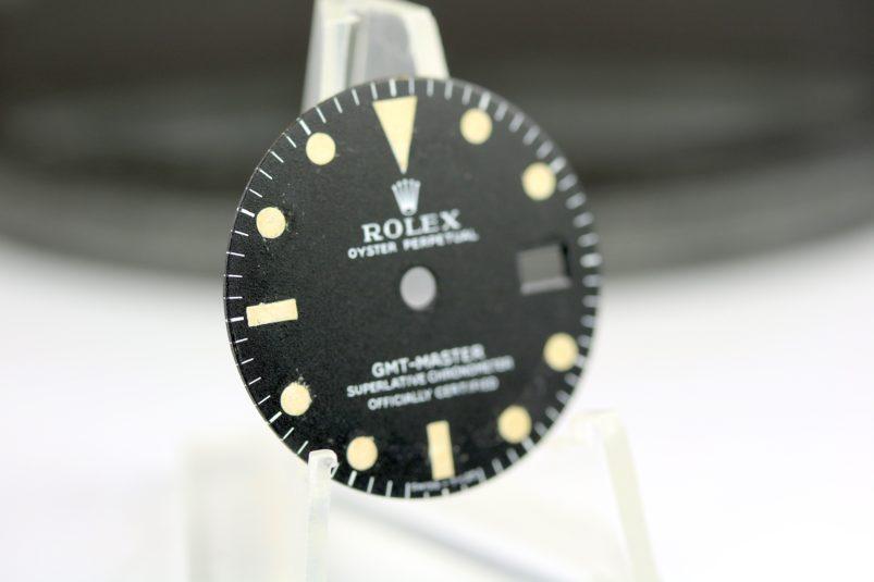 Rolex Long E GMT dial