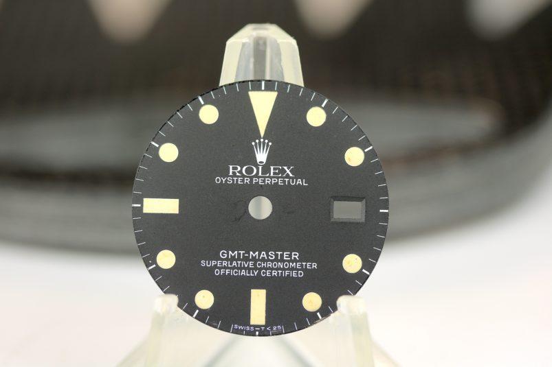 Rolex 16750 matte dial