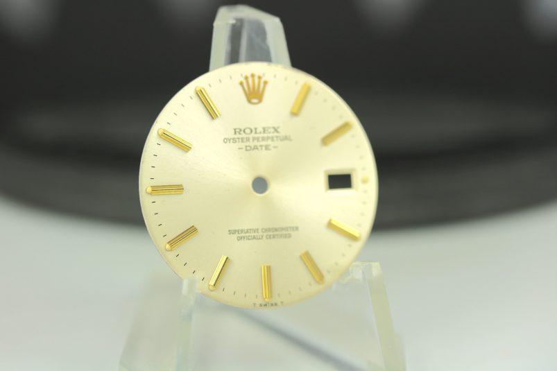 Rolex Date dial