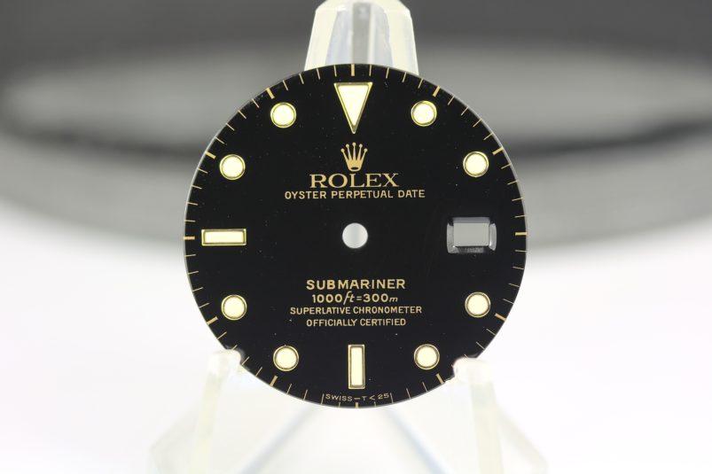 Rolex Submariner 16618 dial