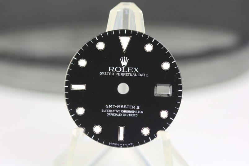 Rolex GMT II 16710 dial