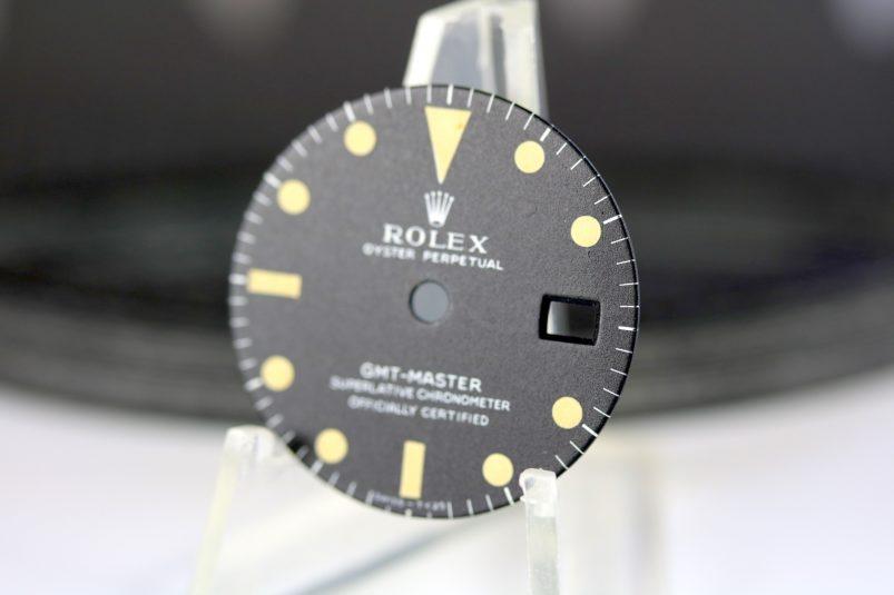 Rolex 1675 MKI dial Long E