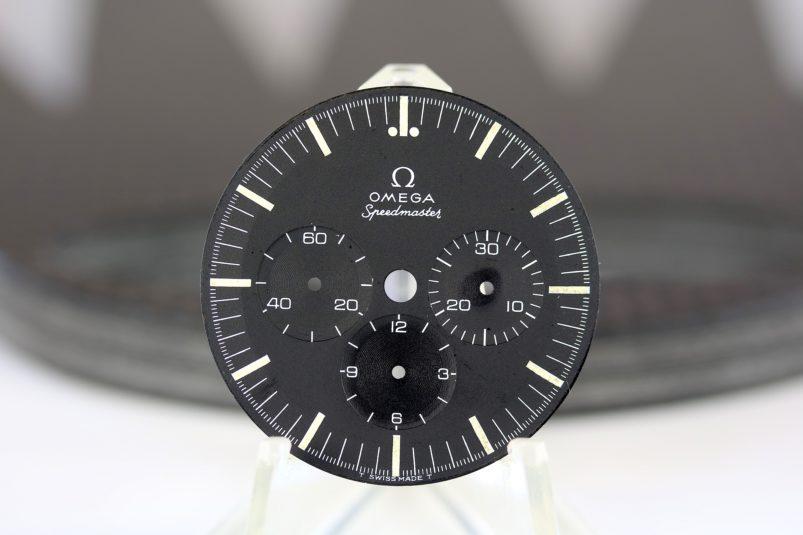 Omega 321/861 dial