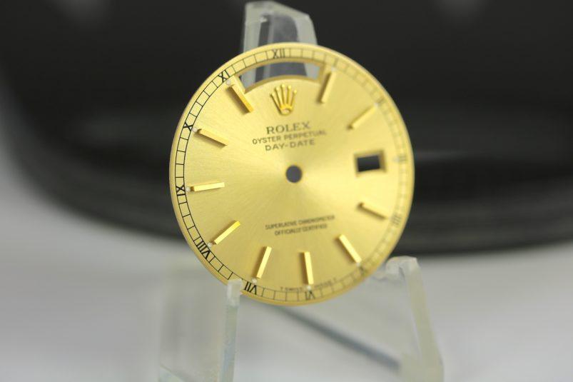 Rolex 18238 dial