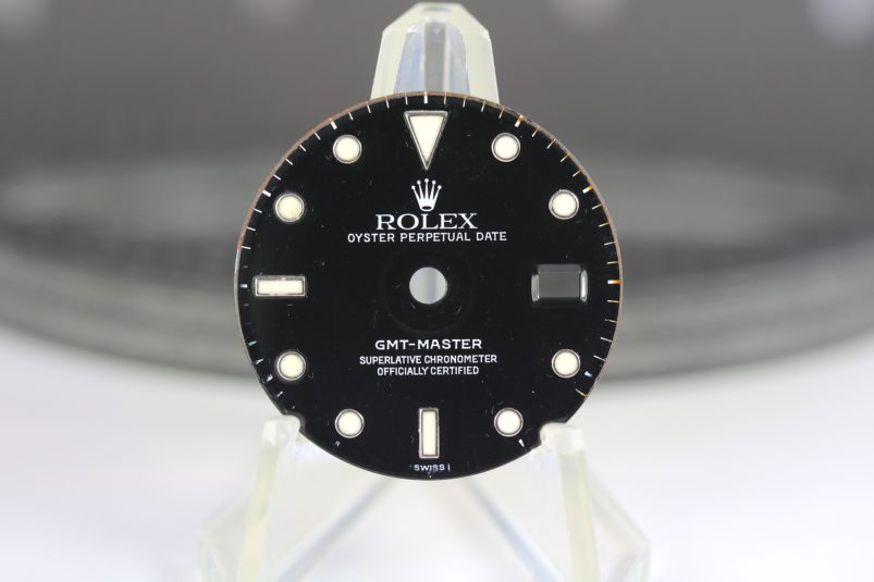 Rolex swiss only dial