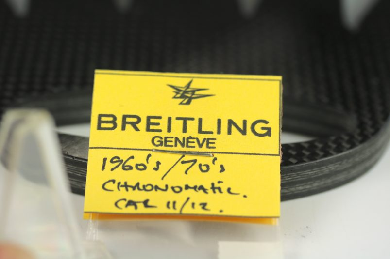 Breitling Chronomatic hands