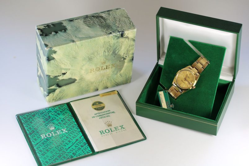 Rolex 15505 full set