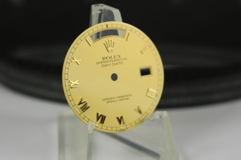 Rolex Day Date dial