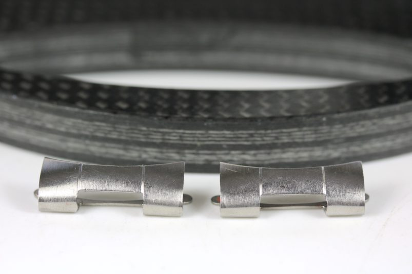 Rolex 558B endlinks