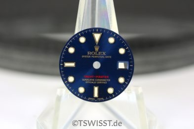 Rolex Yachtmaster dial