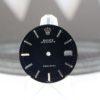Rolex oysterdate dial