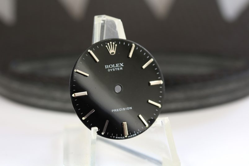 Rolex Oyster dial