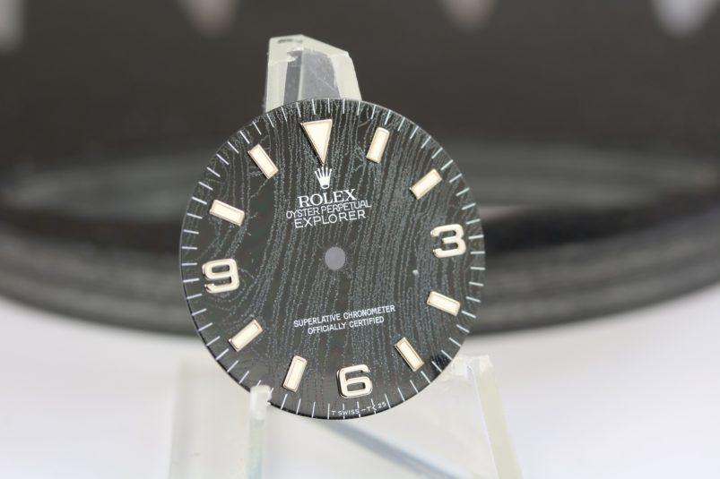 Rolex 14270 frozen dial