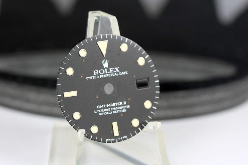 rolex 16710 matte dial