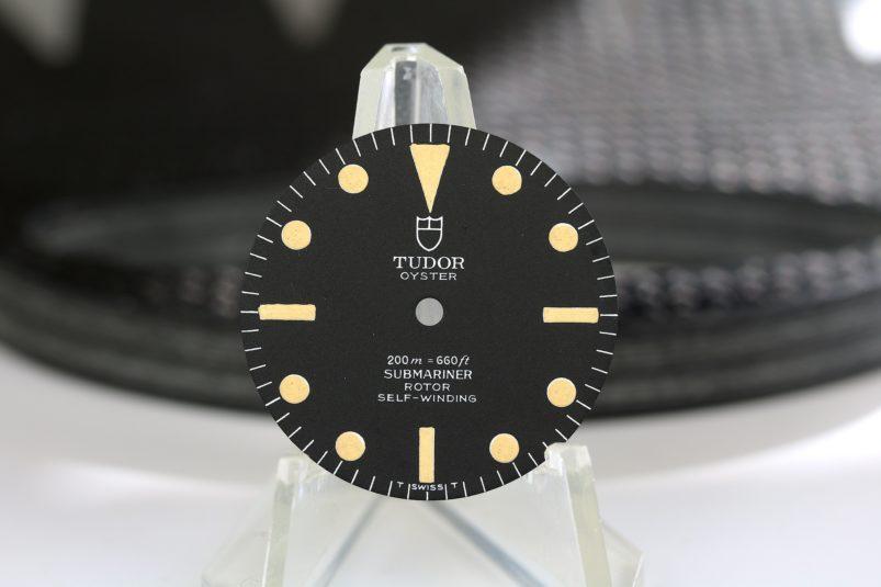 Tudor 7928 / 7924 dial