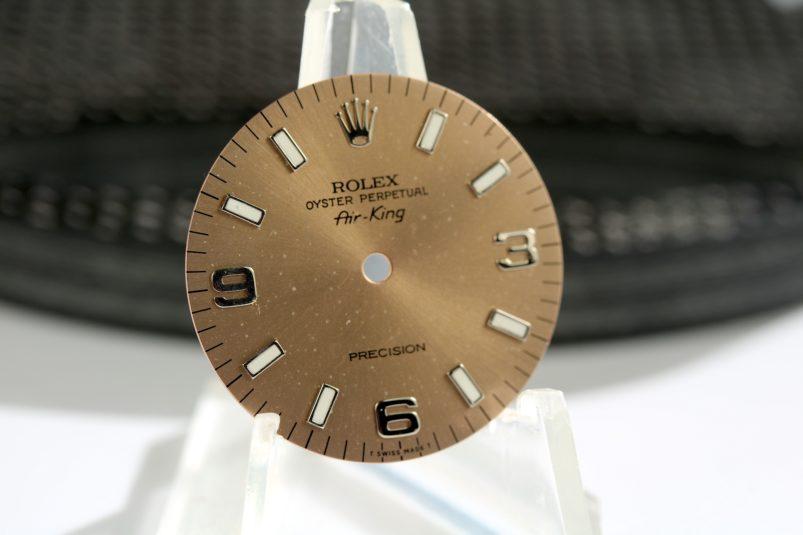 Rolex Air-King dial