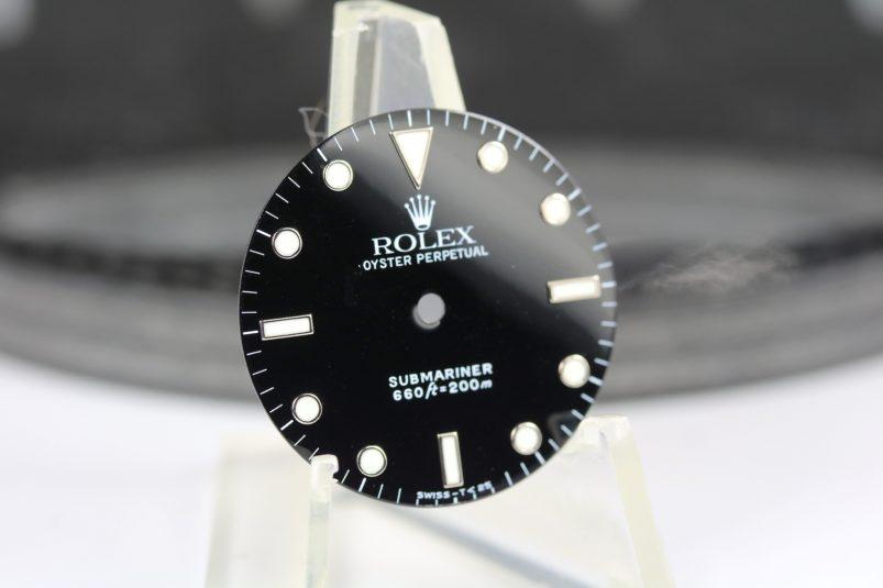 Rolex 5513 dial