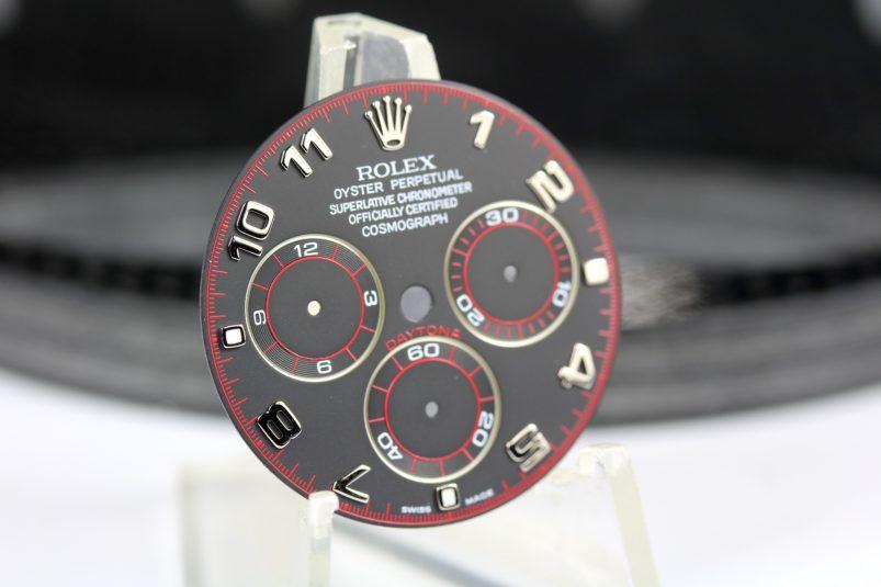 Rolex 116509 racing dial