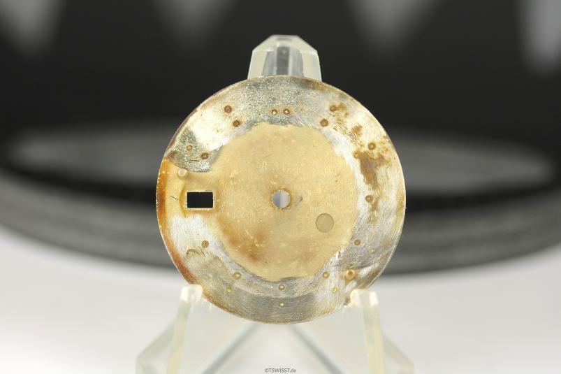 Rolex Oysterquartz dial